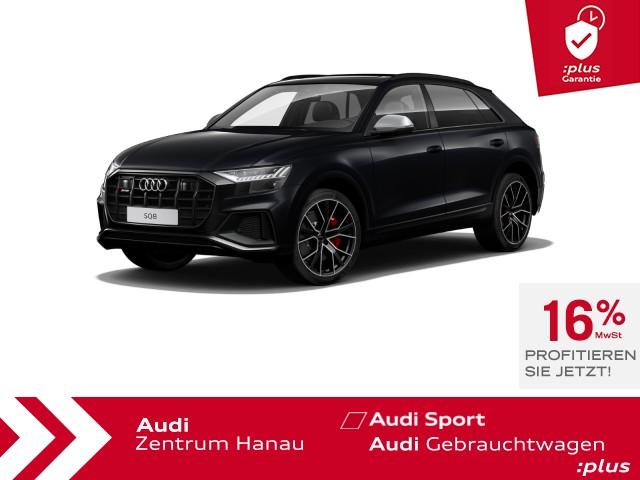 Audi SQ8 TDI MATRIX*AHK*B&O*PANO*RÜCKSITZ+*KEYLESS*, Jahr 2019, Diesel