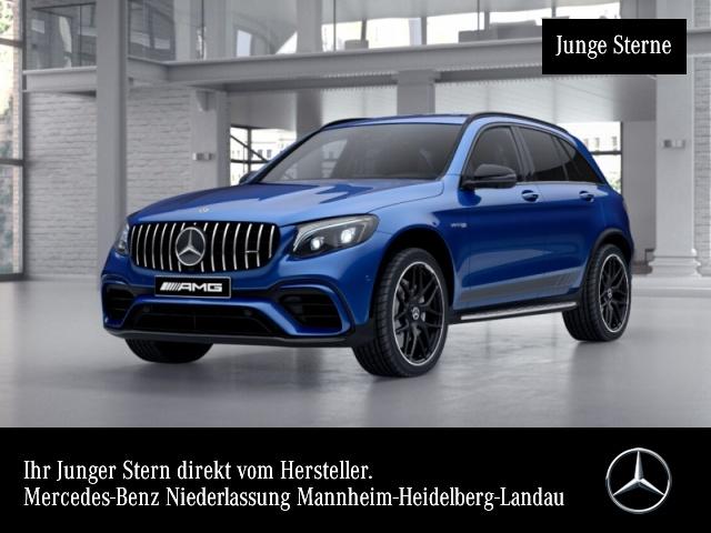 Mercedes-Benz GLC 63 4MATIC Sportpaket Navi LED Vollleder Klima, Jahr 2018, Benzin