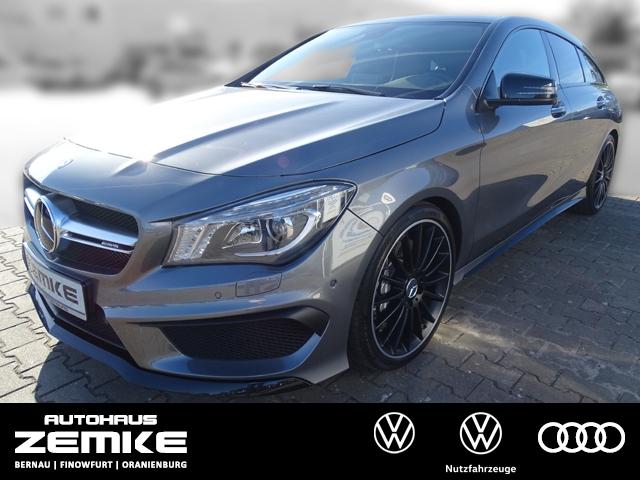 Mercedes-Benz CLA 45 AMG Shooting Brake 4Matic, Jahr 2015, Benzin