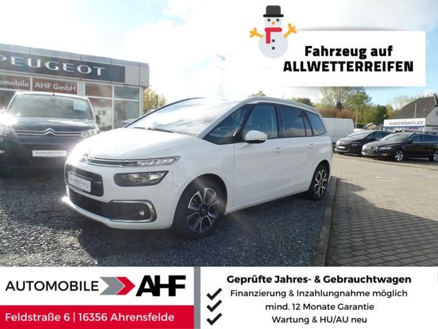 Citroën Grand C4 SpaceTourer PureTech 130 EAT8 SHINE (7S. P*DACH SHZ, Jahr 2020, Benzin