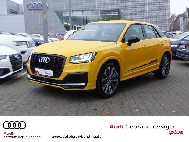 Audi SQ2 TFSI quattro S tronic *NAV+*B&O*ACC*VC*, Jahr 2019, Benzin