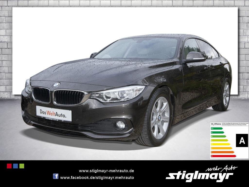 BMW 420 Gran Coupé BI-XENON+HEAD-UP+KAMERA, Jahr 2015, Diesel