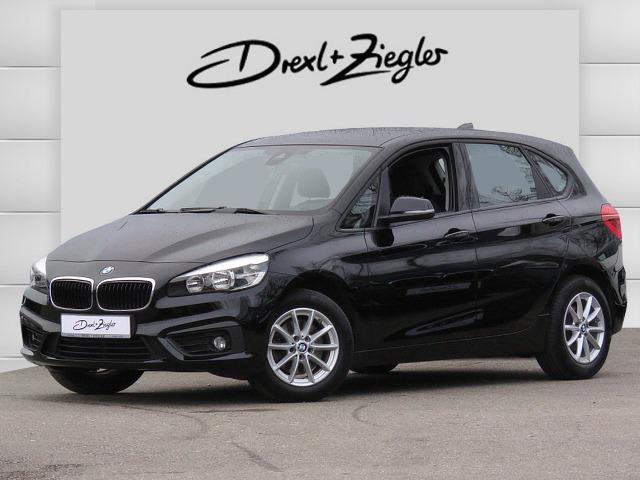 BMW 218i Active Tourer Advantage Nai MFL SHZ PDC, Jahr 2015, petrol
