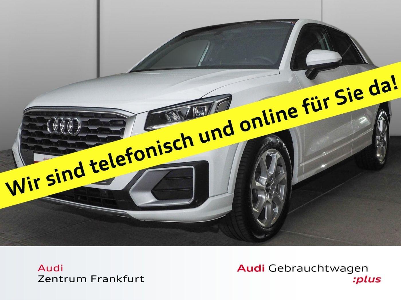 Audi Q2 1.0 TFSI sport Navi VirtualCockpit Panorama LED PDC Sitzheizung Bluetooth, Jahr 2017, Benzin