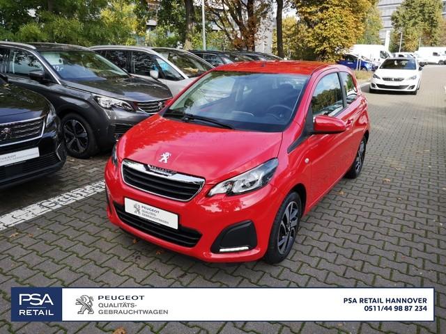Peugeot 108 VTI 68 STOP&START Active *Klima,Bluetooth*, Jahr 2014, petrol