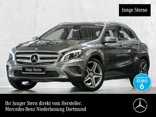 Mercedes-Benz GLA 250 Urban Xenon Navi Klimaautom PTS 7G-DCT, Jahr 2016, Benzin