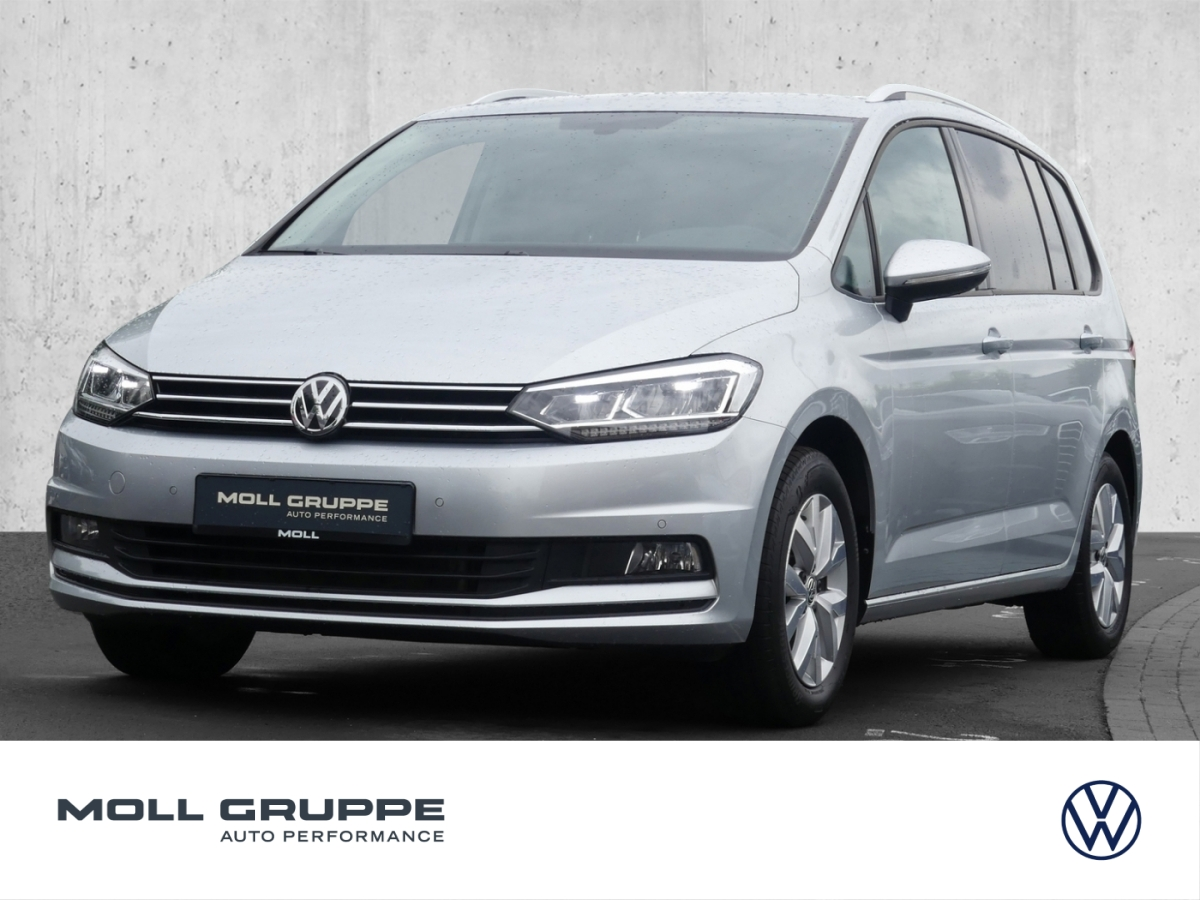 Volkswagen Touran 2.0 TDI Comfortline 7-Sitzer KEYLESS NAVI, Jahr 2020, Diesel