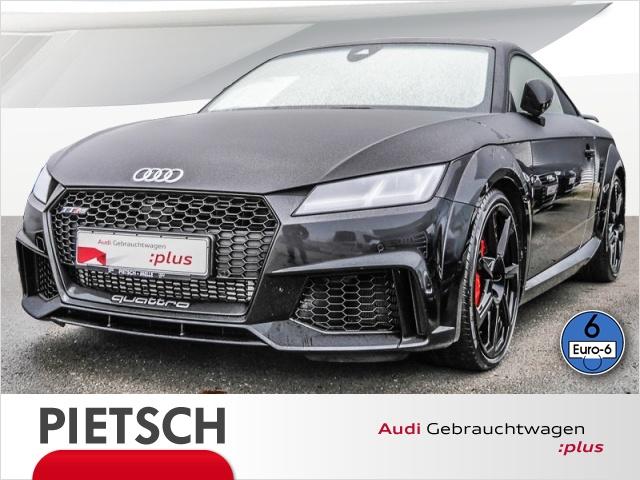 Audi TT RS Coupé 2.5 TFSI quattro-MatrixLED Navi RFK, Jahr 2018, petrol