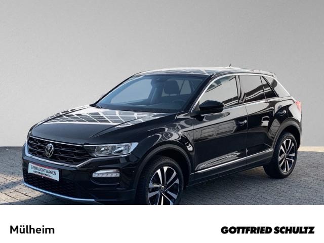 Volkswagen T-Roc 1.0 TSI Style Navi DAB, Jahr 2021, Benzin