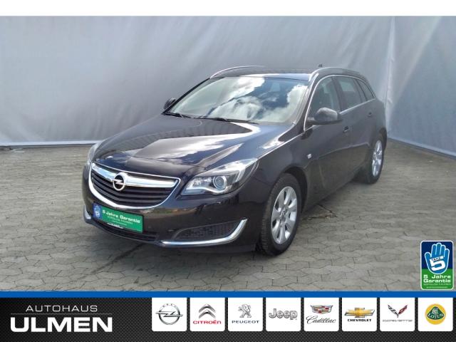 Opel Insignia A ST Innovation 1.6 CDTI EU6 Navi Xenon Sitzheizung Klimaauto PDCvo+hi Bluetooth Alu, Jahr 2016, Diesel