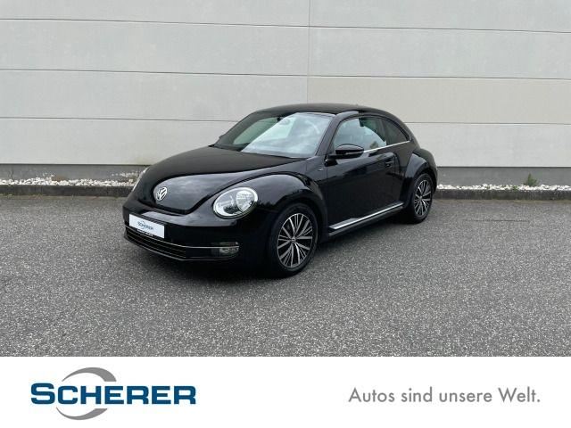 Volkswagen Beetle Allstar 1.2 TSI NAVI PDC SHZ KAMERA, Jahr 2016, Benzin