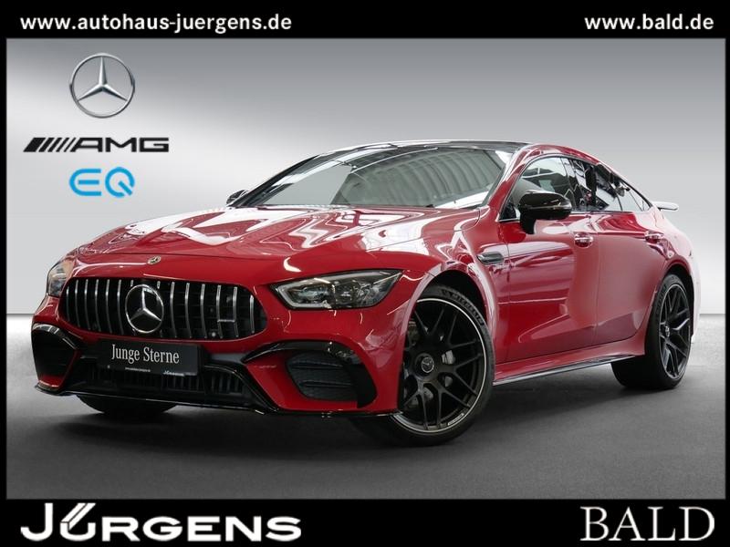 Mercedes-Benz AMG GT 43 V8Styling/Comand/Wide/Burm/360/Pano/21, Jahr 2019, Benzin