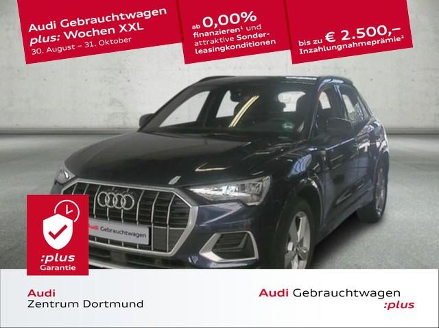 Audi Q3 45 TFSI qu. advanced Leder/ACC/Rotor/VC, Jahr 2020, Benzin