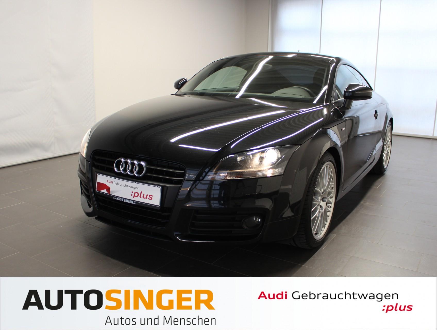 Audi TT Coupé 1,8 TFSI S tronic S line *Navi*SHZ*Alu19'*, Jahr 2013, petrol