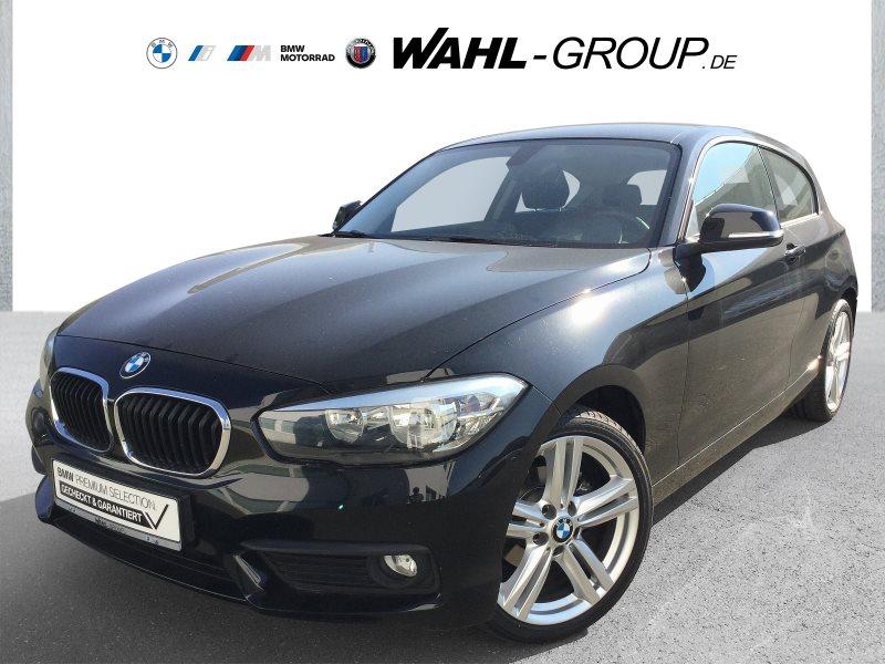 BMW 118i Advantage | Klima PDC Sitzheizung, Jahr 2017, Benzin