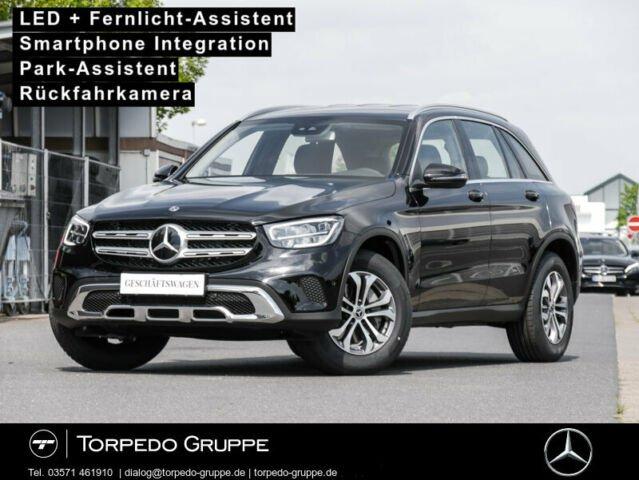 Mercedes-Benz GLC 200 4M RÜCK-KAMERA+FERNLICHT-ASSISTENT+NAVI, Jahr 2020, Benzin