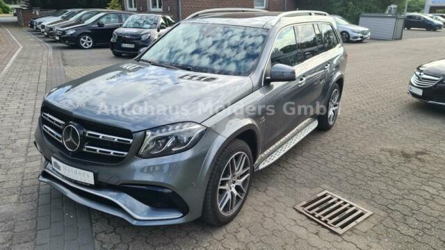 Mercedes-Benz GLS 63 AMG *Garantie*Top-Ausstattung*, Jahr 2019, Benzin