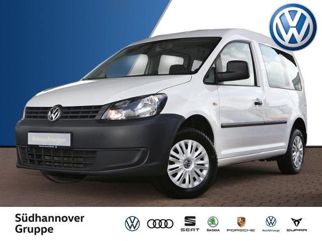 Volkswagen Caddy 1.2 TSI Life Startline, Jahr 2013, Benzin