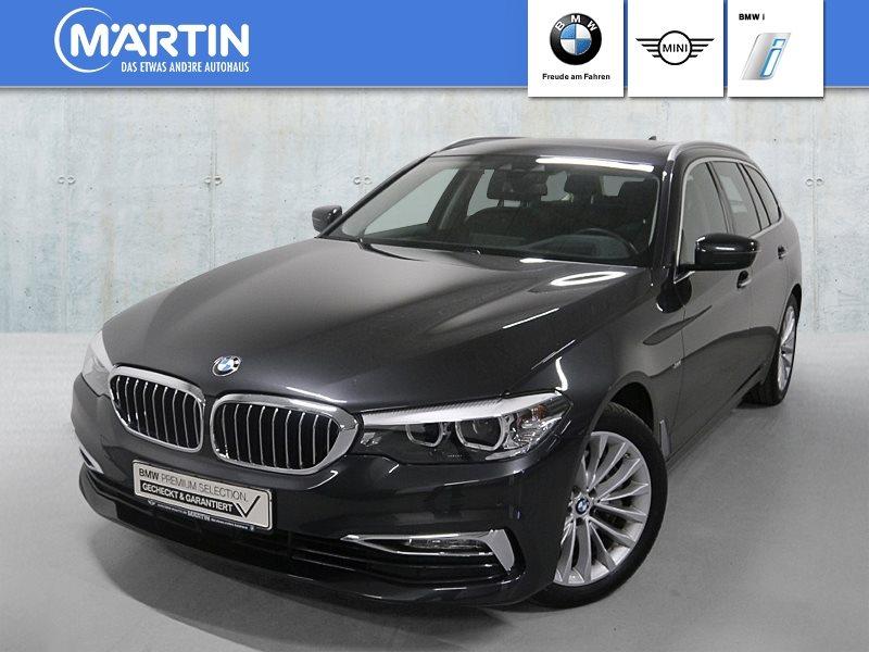BMW 540i xDrive Touring Luxury Line *Head-Up*HK-HiFi*Navi.Prof.*Pano.Dach**Eff. Zins 0,99%, Jahr 2017, Benzin