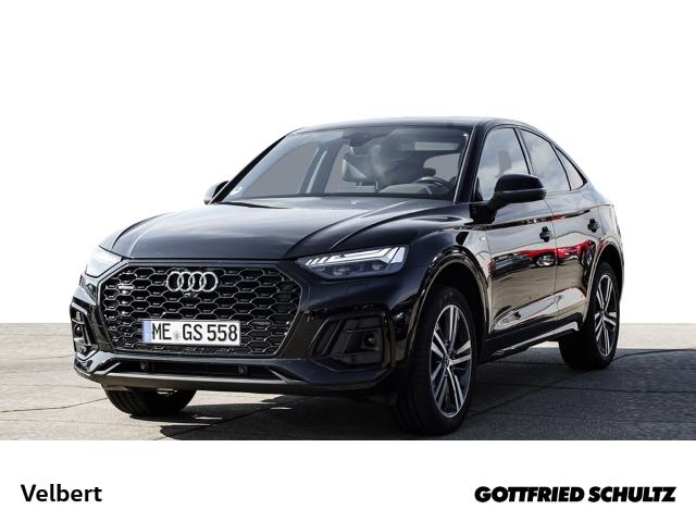 Audi Q5 SPORTBACK LINE 40 TDI QUATTRO S tronic, Jahr 2021, Diesel