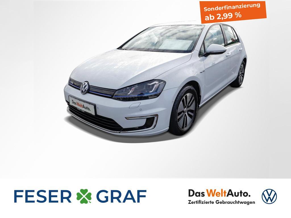 Volkswagen Golf Comfortline LED Wärmepumpe Navigationssyste, Jahr 2016, Elektro