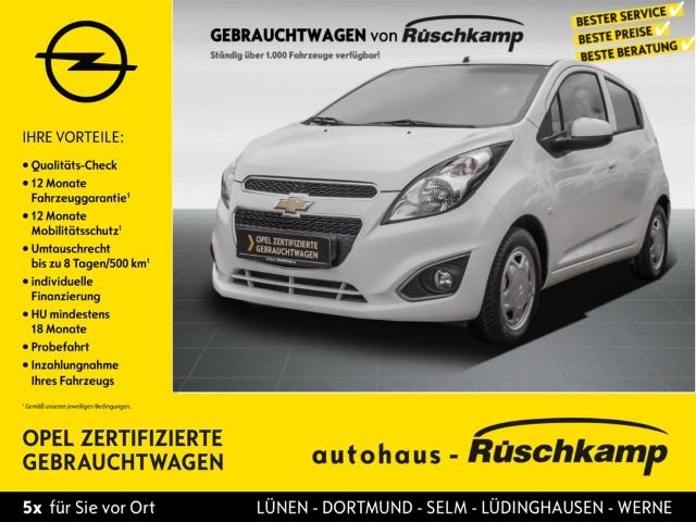 Chevrolet Spark LT 1.0 Multif.Lenkrad Klima PDC, Jahr 2013, Benzin