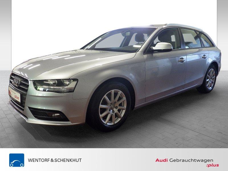 Audi A4 Avant 2.0 TDI ultra AHK APS Licht+Regen Navi, Jahr 2014, Diesel