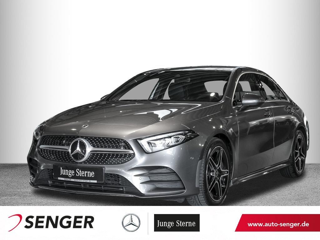 Mercedes-Benz A 180 AMG Ambiente Business Navi LED high, Jahr 2020, Benzin