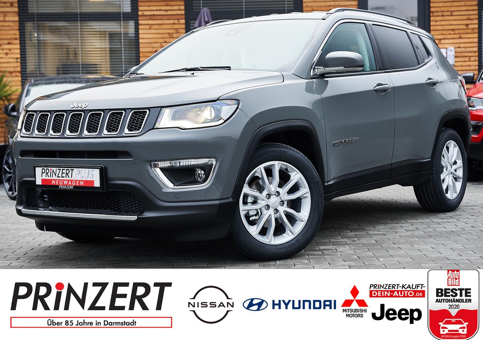 Jeep Compass 1.3 MT 'Limited' Smart Tech Edition, Jahr 2021, Benzin