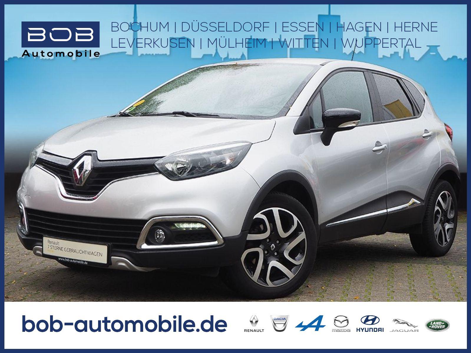Renault Captur Dynamique Navi PDC SHZ, Jahr 2016, Diesel