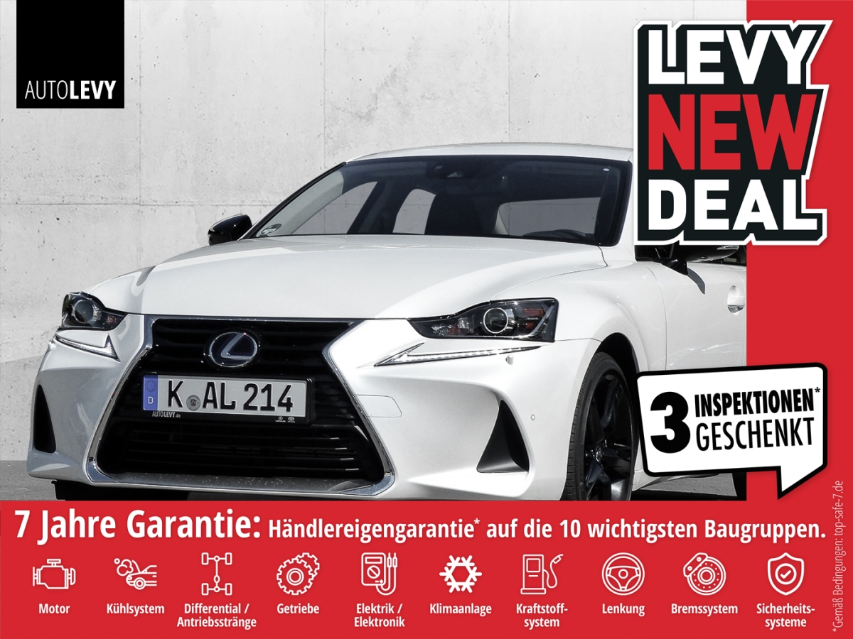 Lexus IS 300h Competition DAB*Safety System* Navi, Jahr 2020, Hybrid