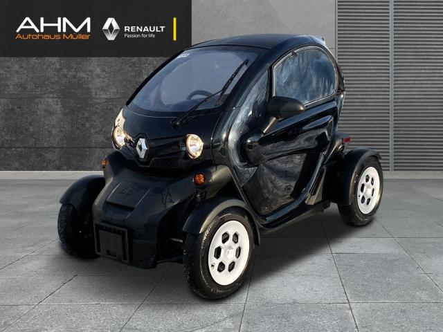 Renault Twizy Life Black *Batteriemiete*, Jahr 2018, Elektro