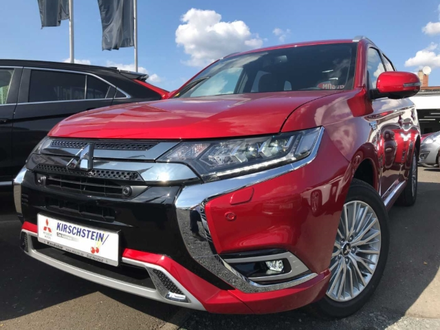Mitsubishi Plug-in Hybrid Outlander Plus Spirit sofort 360Kamera Totwinkel, Jahr 2021, Hybrid