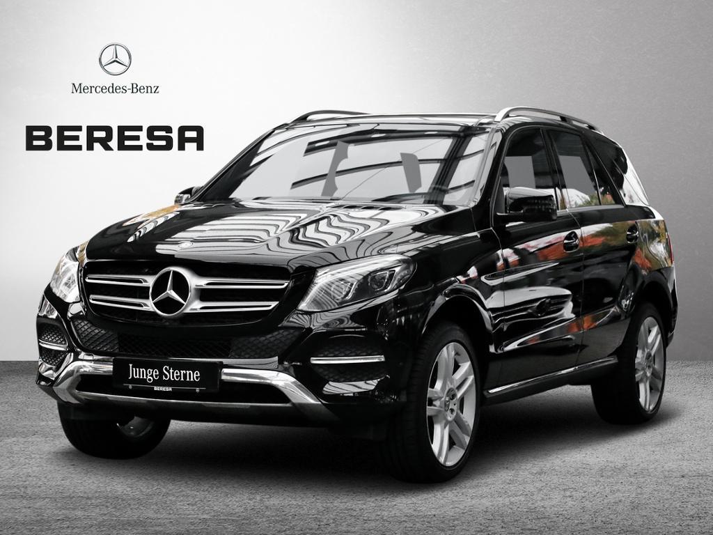 Mercedes-Benz GLE 250 d 4M Pano.-Dach AHK Kamera LED 20 Zoll, Jahr 2015, diesel