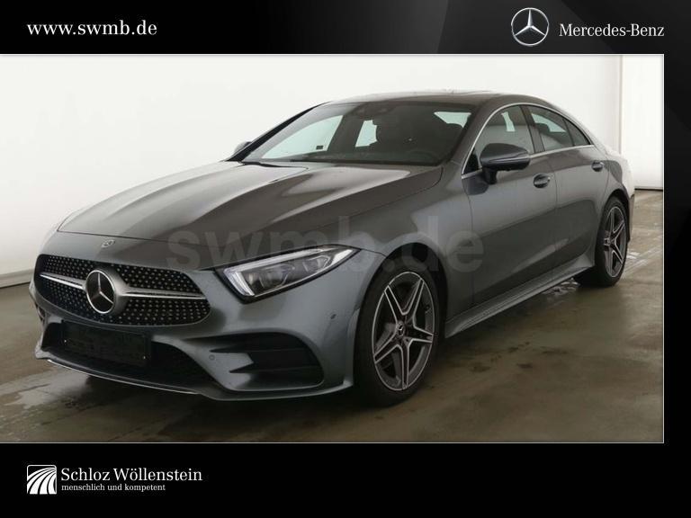 Mercedes-Benz CLS 400 d 4M AMG/Comand/Fahrassist./360°/LED, Jahr 2020, Diesel