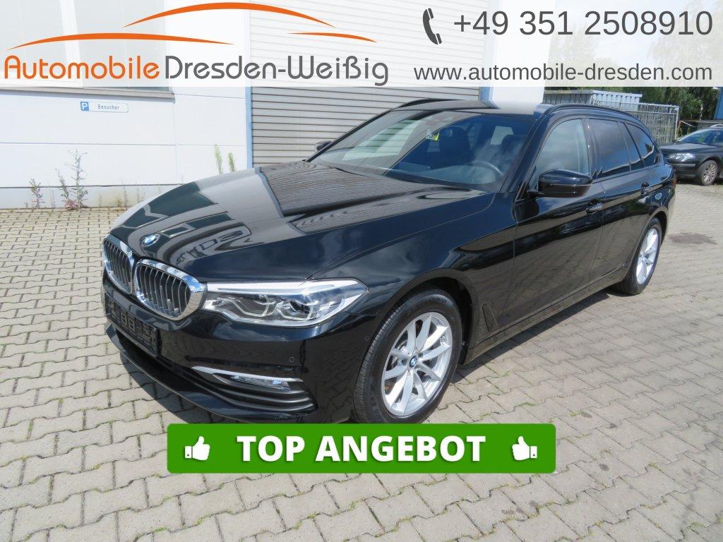 BMW 520 d Touring*Navi Prof*Kamera*adaptive LED*, Jahr 2018, Diesel