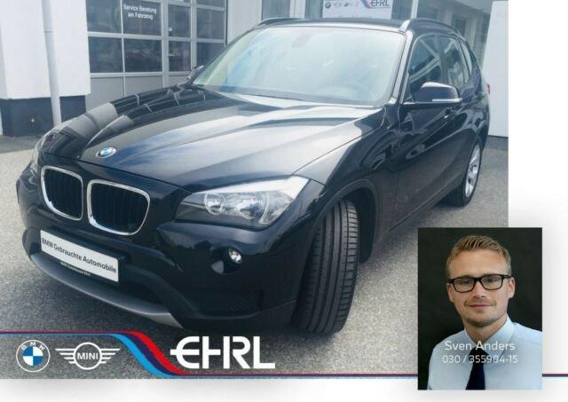 BMW X1 sDrive 18i Aut.Sitzhzg PDC Freisprech Klima, Jahr 2013, Benzin