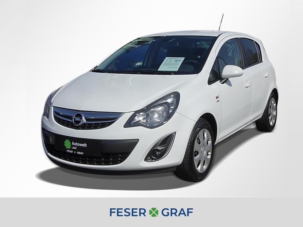 Opel Corsa D 1.2 Active ecoFlex - Tempomat,Klima, Jahr 2013, Benzin