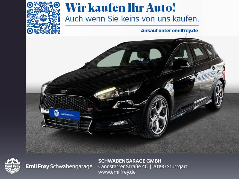 Ford Focus Turnier 2.0 TDCi Aut. ST mit Leder-Sport-Paket, Jahr 2017, Diesel