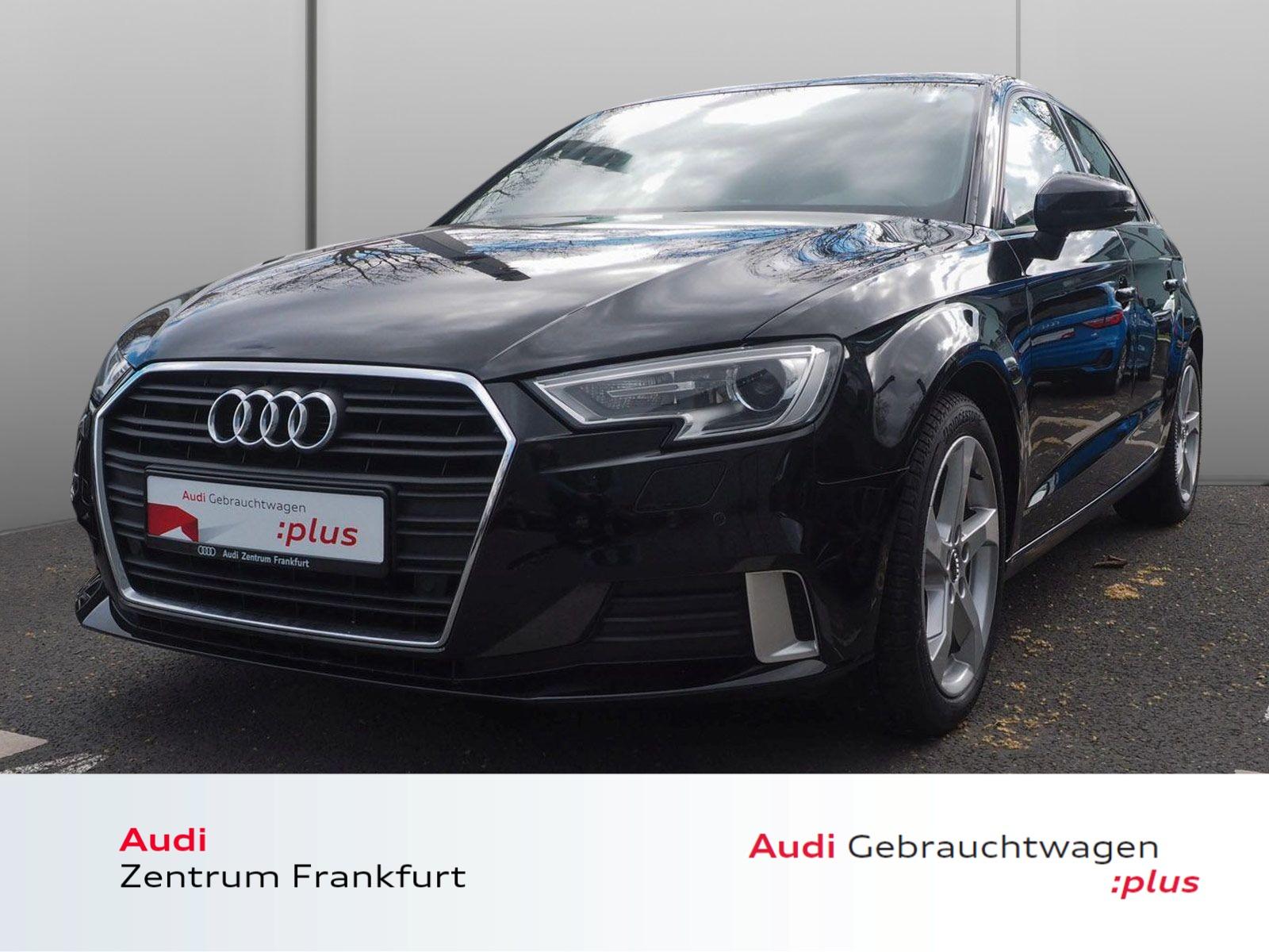 Audi A3 Sportback 30 TFSI sport S tronic Navi Xenon PDC Sitzheizung, Jahr 2019, Benzin