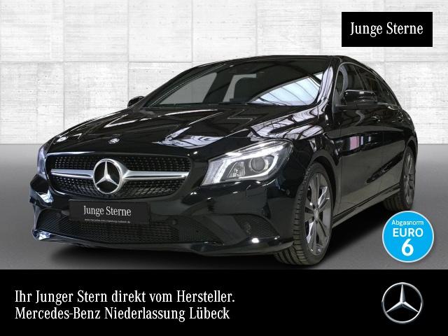 Mercedes-Benz CLA 250 SB Urban Stdhzg Pano ILS Kamera Navi Sitzh, Jahr 2015, petrol