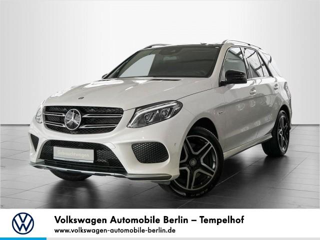 Mercedes-Benz GLE 43 AMG Line 4x4 P-DACH LUFT HARMAN, Jahr 2017, Benzin