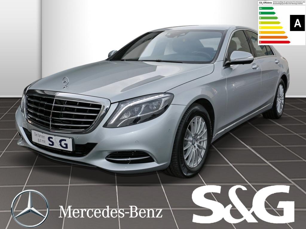 Mercedes-Benz S 350 d 4MATIC Standhzg./Distronic/360°/COMAND/, Jahr 2014, Diesel