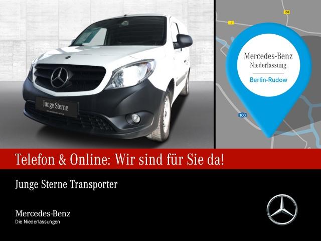 Mercedes-Benz Citan 108 CDI Kasten Lang Klima EURO 6b, Jahr 2017, Diesel