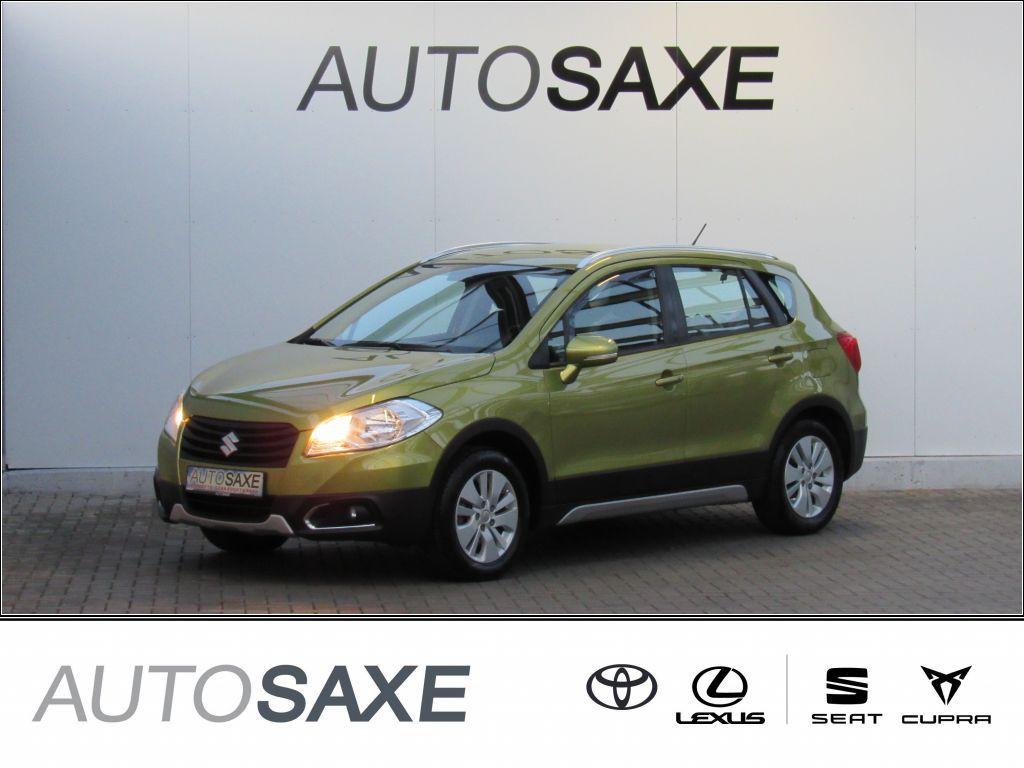 Suzuki SX4 S-Cross 1.6 VVT 4x2 Comfort*KLIMA*SHZ*LMR*, Jahr 2013, Benzin