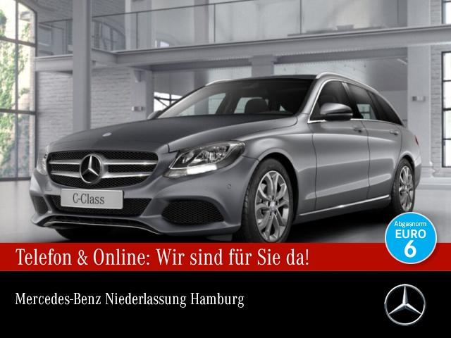 Mercedes-Benz C 200 d T Avantgarde Navi PTS Sitzh Sitzkomfort, Jahr 2016, Diesel