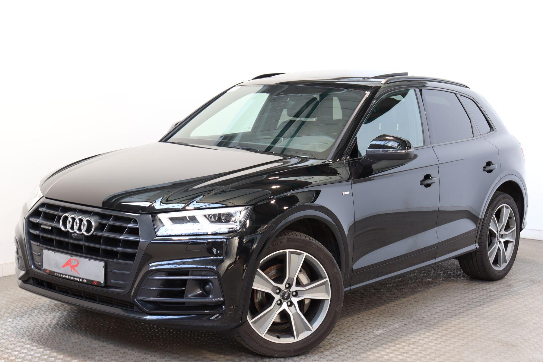 Audi Q5 3.0 TDI qu 3x S LINE B+O,S-SITZE,PARKASSIST., Jahr 2018, Diesel