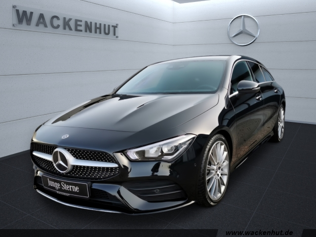 Mercedes-Benz CLA 220 Shooting Brake AMG Distronic LED Mamory, Jahr 2019, Benzin