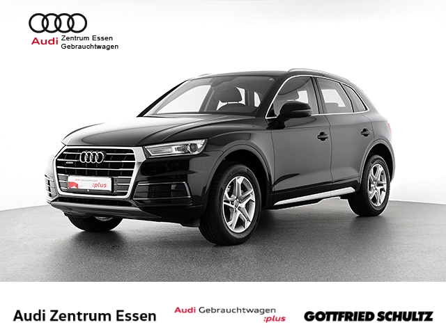 Audi Q5 2.0 TDI S-TRONIC NAV RÜFAHR SHZ XENON PDC VO HI FSE MUFU, Jahr 2018, Diesel
