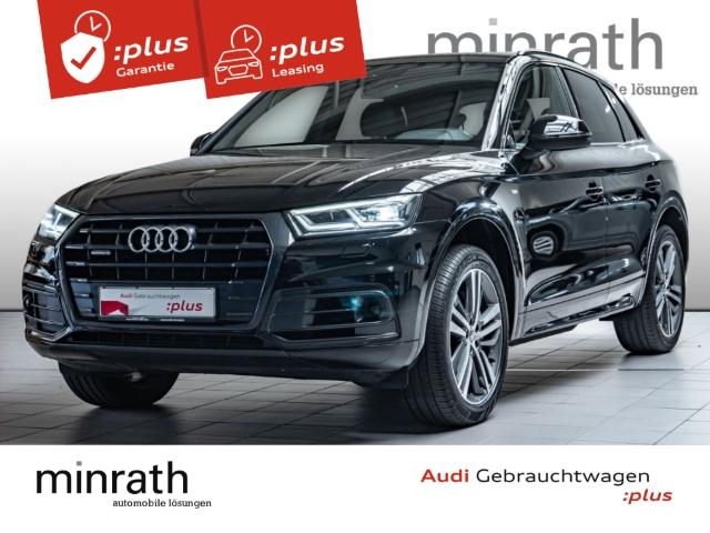 Audi Q5 quattro sport 3.0 TDI S line LED Navi Keyless e-Sitze ACC Rückfahrkam. Allrad, Jahr 2018, Diesel